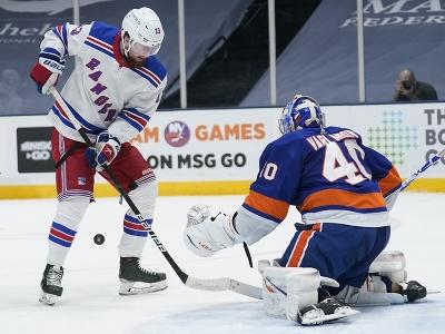 Hráči New Yorku Islanders si zabezpečili postup do play off