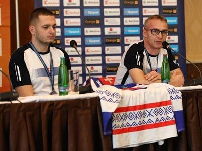 Martin Joppa a Miroslav Dráb (vpravo)