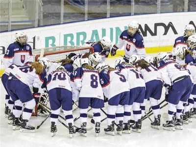 Slovenské hokejistky