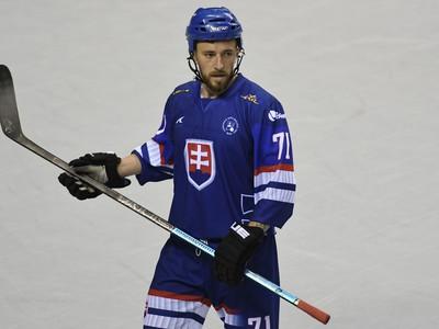 Na snímke Patrik Svitana
