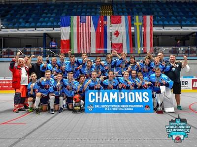 Slovensko je svetovým šampiónom