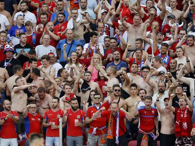 Jasajúci českí fanúšikovia