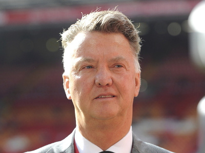 Holandský tréner Louis van