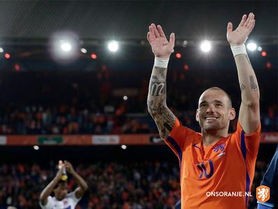 Wesley Sneijder sa stal
