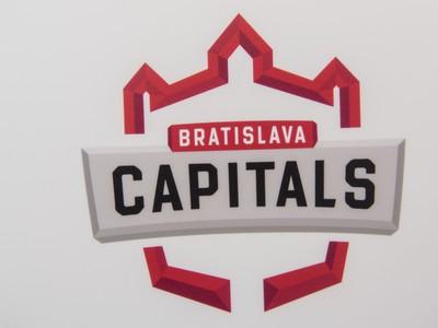 Na snímke logo hokejového
