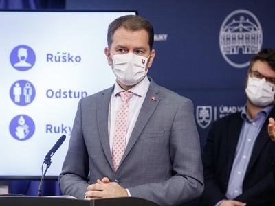 Predseda vlády SR Igor