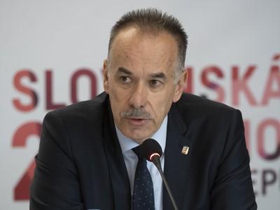 Šéf Organizačného výboru MS