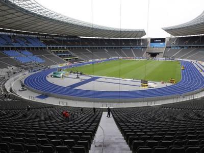 Olympijský štadión v Berlíne