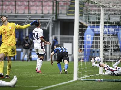 Matteo Darmian strelil gól