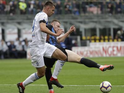 Slovenský obranca Interu Milan