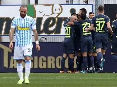 Radosť Interu Miláno