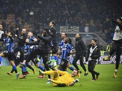 Futbalisti Interu Miláno sa
