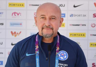 Lekár slovenskej futbalovej reprezentácie