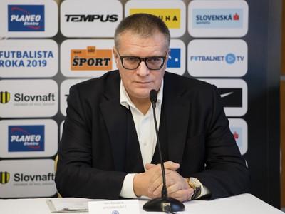 Prezident Slovenského futbalového zväzu