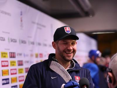 Tréner brankárov Ján Lašák