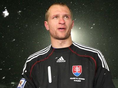 Ján Mucha po zápase