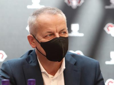 Na snímke primátor mesta Banská Bystrica Ján Nosko