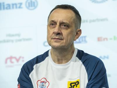 Na snímke prezident Slovenského