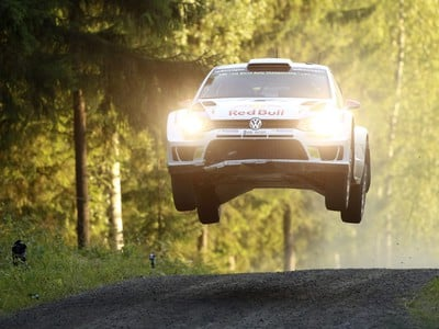 Jari-Matti Latvala na Volkswagene