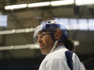 Český hokejista Jaromír Jágr