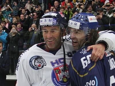 České hokejové legendy Jaromír