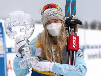 Americká bežkyňa na lyžiach