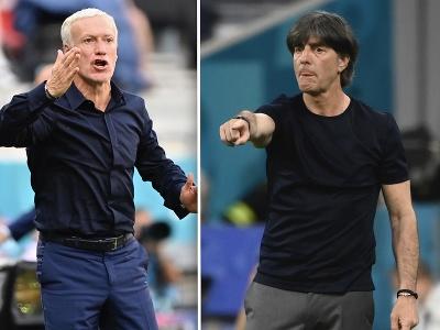 Didier Deschamps a Joachim