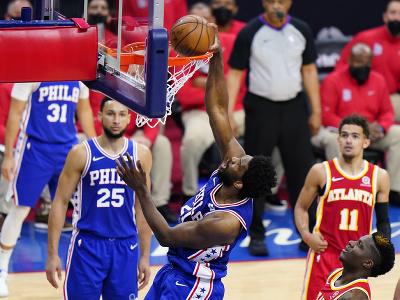 Basketbalista Joel Embiid z