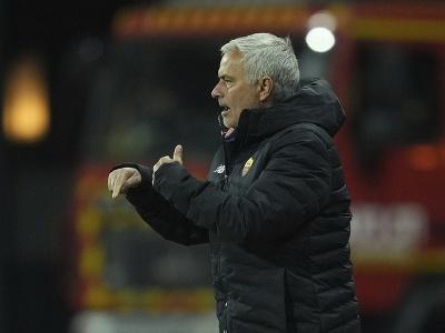 Tréner AS Rím José