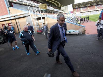 José Mourinho prichádza na