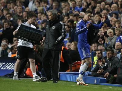 José Mourinho a Fernando