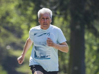 Bývalý slovenský atlét Jozef Lenčéš