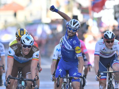 Francúz Julian Alaphilippe víťazom Miláno - San Remo