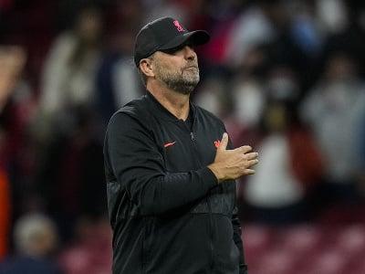 Tréner futbalistov Liverpoolu Jürgen