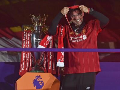 Liverpool si prevzal majstrovskú