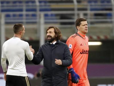 Andrea Pirlo bol po vyhratom derby s milánskym AC veľmi šťastný