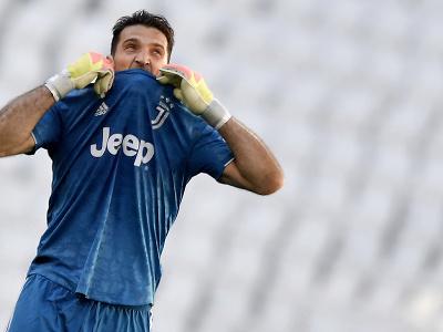 Brankár turínskeho Juventusu Gianluigi