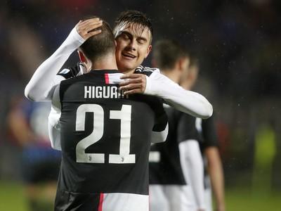 Gonzalo Higuaín a Paulo