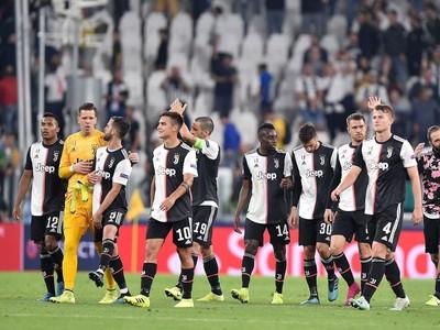 Hráči Juventusu Turín
