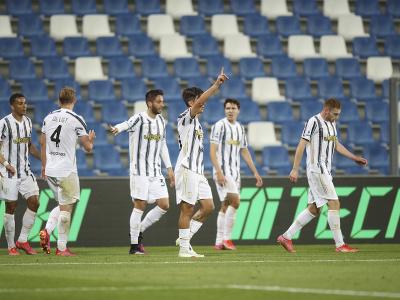 Paulo Dybala sa raduje