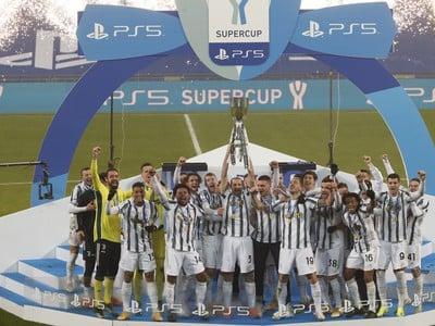 Juventus získal taliansky Superpohár