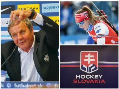 Slovenským športom aj v