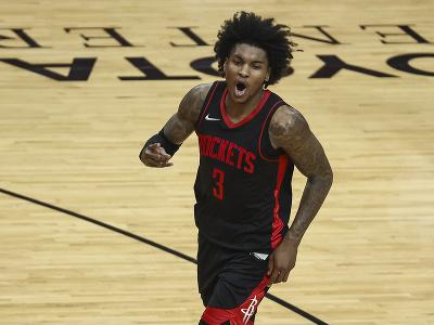 Hráč Houstonu Rockets Kevin