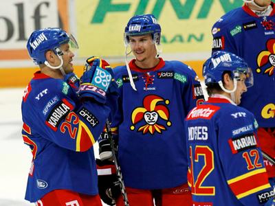Hokejisti HC Jokerit Helsinki