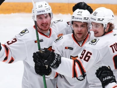 Hokejisti Amuru Chabarovsk