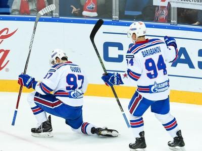 Nikita Gusev (97) zažiaril