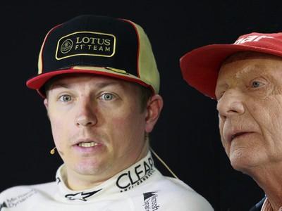 Kimi Räikkönen a Niki