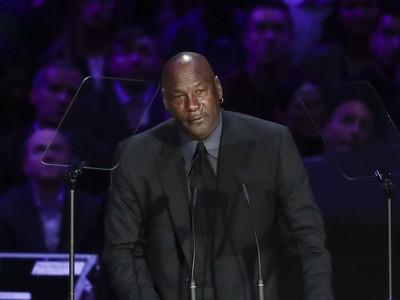 Michael Jordan a jeho
