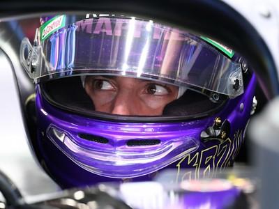 Daniel Ricciardo nezabudol na