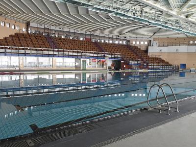 Mestská krytá plaváreň v Košiciach